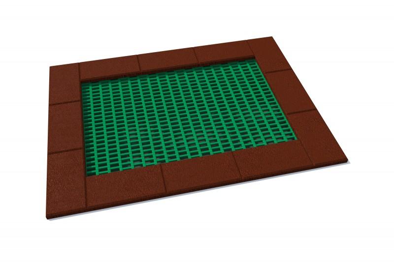 KATEGORIA  Wyposażenie placu zabaw Trampolina Orta 150 x 200