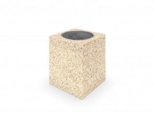 PLAY-PARK - Kosz betonowy 01