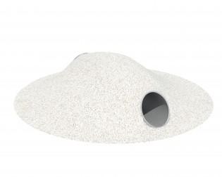 PLAY-PARK - Tunel skarpowy 400 - skos