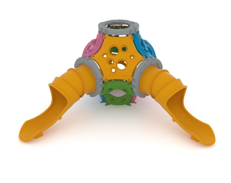 Play Park - Zabawki wspinaczkowe Tunel 1