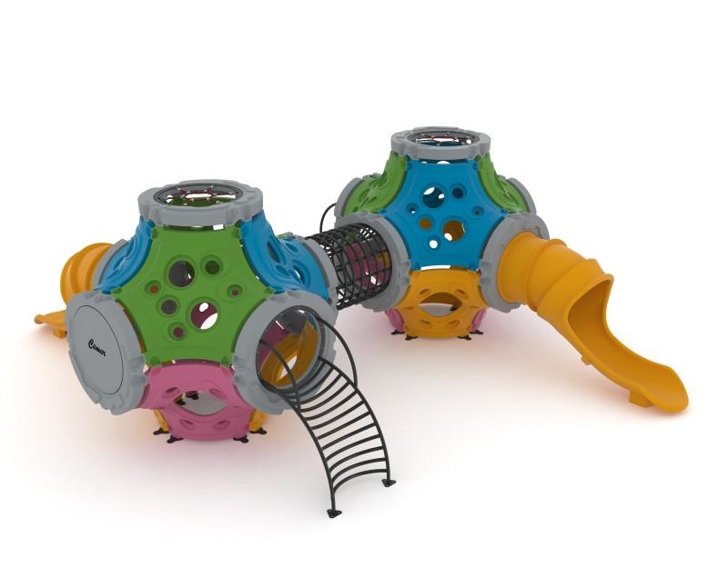 Play Park - Zabawki wspinaczkowe Tunel 10