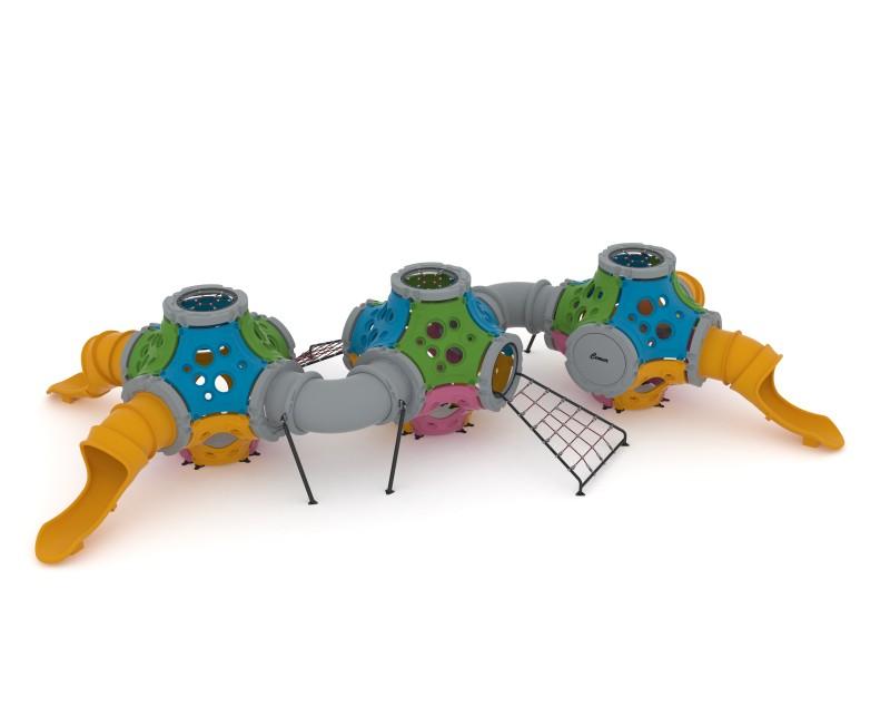 Play Park - Zabawki wspinaczkowe Tunel 12
