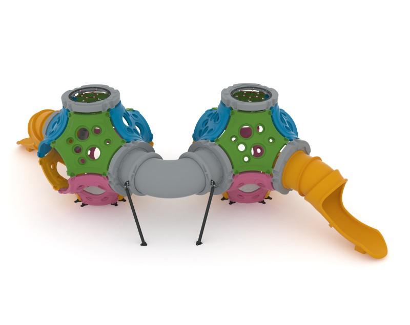 Play Park - Zabawki wspinaczkowe Tunel 3