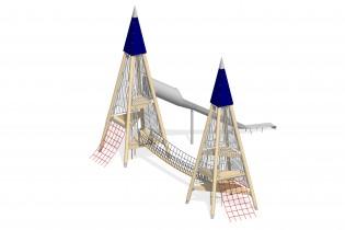 PLAY-PARK - Zestaw Wieża 5