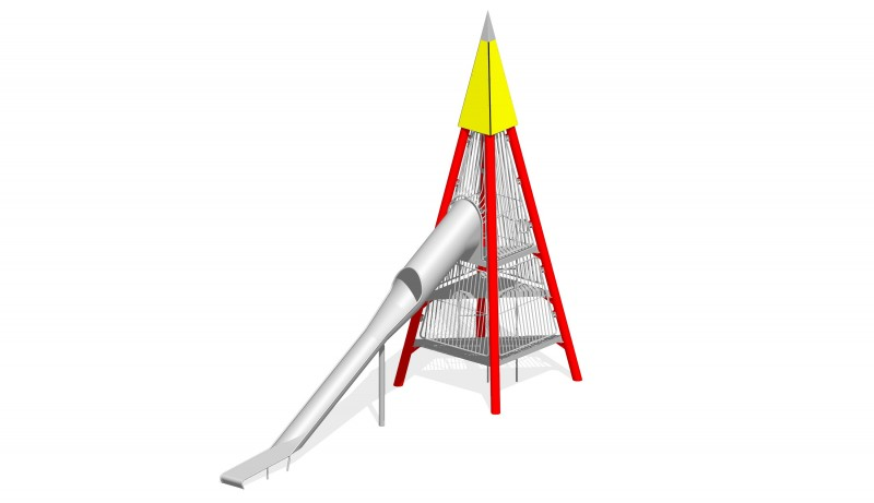 Plac zabaw Zestaw Wieża 1 PLAY-PARK