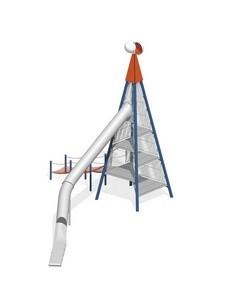 PLAY-PARK - Zestaw Wieża 8