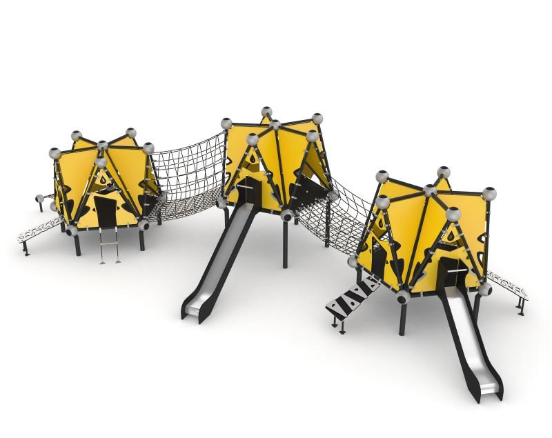 Play Park - Domek Indiański 14