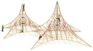 Wyposażenie placu zabaw Linarium Aleuten
