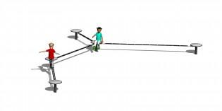 PLAY-PARK - Wyposażenie placu zabaw Linarium Classic 2