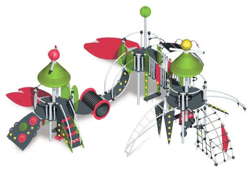 Play Park - Zabawki na plac zabaw Zestaw Les Grenadines