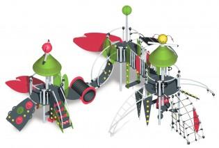 Zabawki na plac zabaw Zestaw Les Grenadines