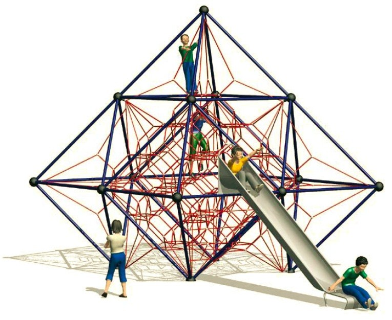 Play Park - Zabawki na plac zabaw Linarium Mount Logan 3