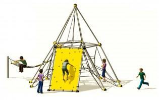 Zabawki na plac zabaw Linarium Skyclimber 1