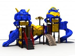 INTER-FUN - Zestaw Robot 6