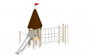 PLAY-PARK - Zamek 3