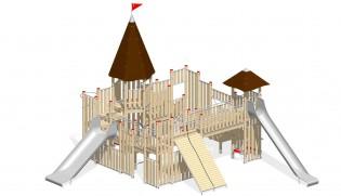 PLAY-PARK - Zamek 4