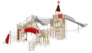PLAY-PARK - Zamek 6