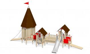 PLAY-PARK - Zamek 9