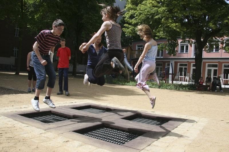 Plac zabaw Trampolina S  Play Park