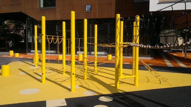 Plac zabaw Adventure Park 2 Play Park