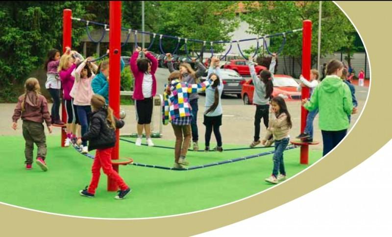 Plac zabaw Adventure Park 6 PLAY-PARK