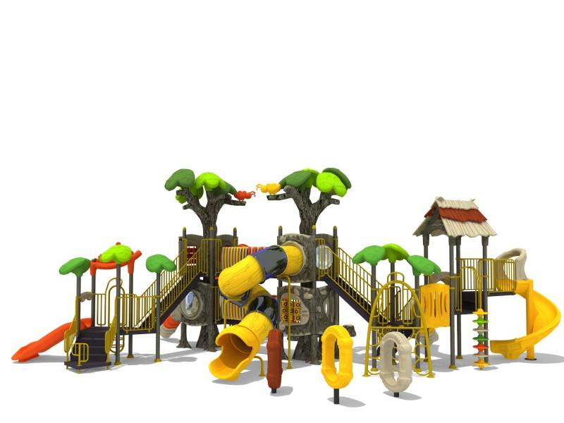 Plac zabaw Zestaw FOREST 11 Play Park