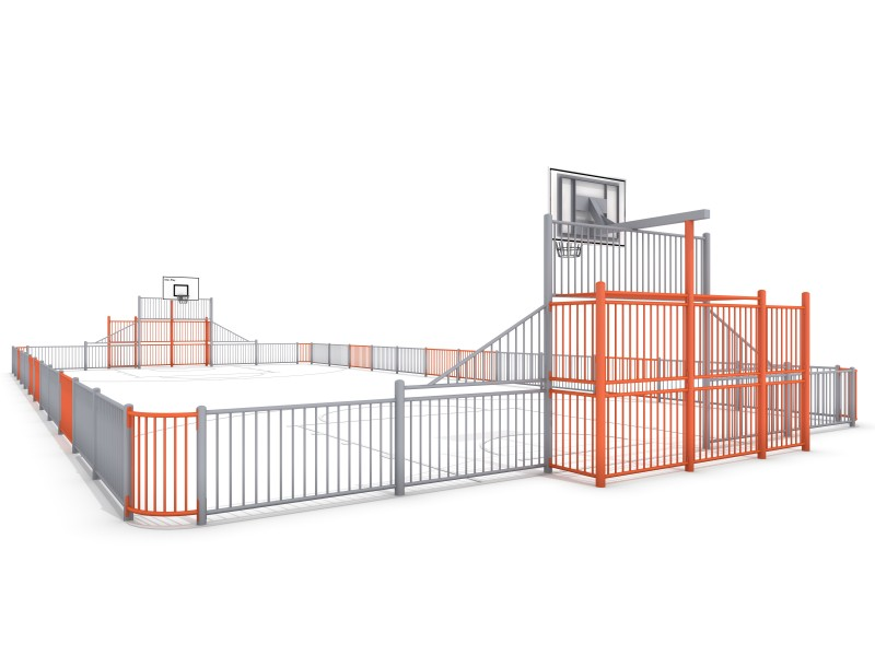 Plac zabaw ARENA 2a (25x12m) PLAY-PARK