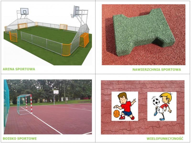 Plac zabaw ARENA 3 Play Park
