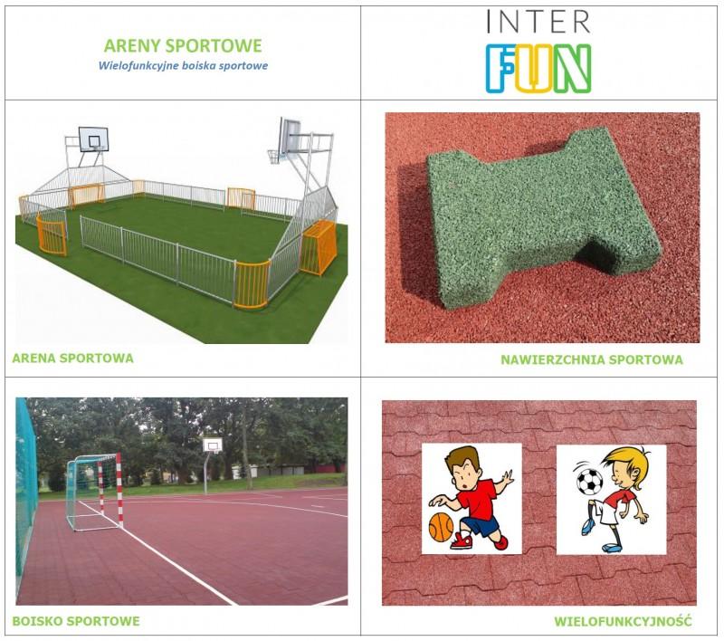 Plac zabaw ARENA 5b Play Park