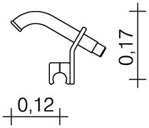 Plac zabaw Metalowa wylewka (fi 33,7) PLAY-PARK