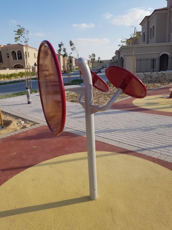 Plac zabaw Koła Tai - Chi PLAY-PARK