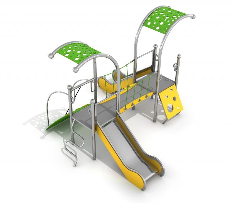 Plac zabaw Zestaw Dometo 2-2 Play Park