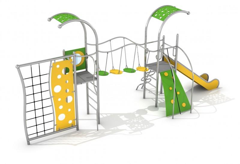 Plac zabaw Zestaw Domo 2-3 Play Park