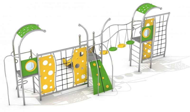 Plac zabaw Zestaw Domo 3-3 Play Park