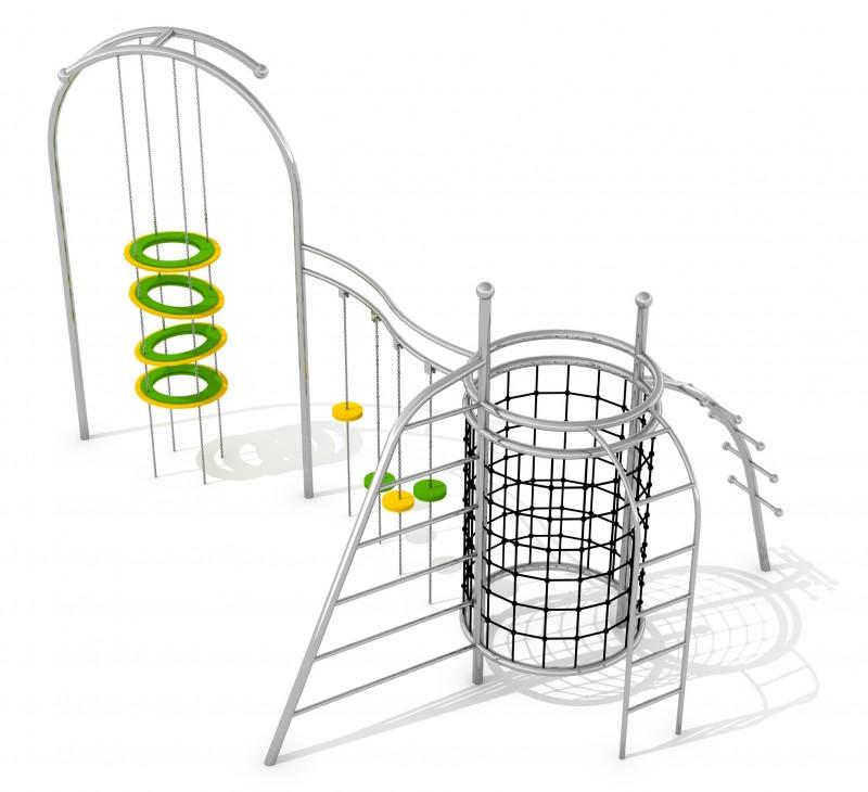Plac zabaw Zestaw Eskalo 4 Play Park