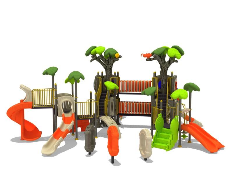 Plac zabaw Zestaw FOREST 10 Play Park