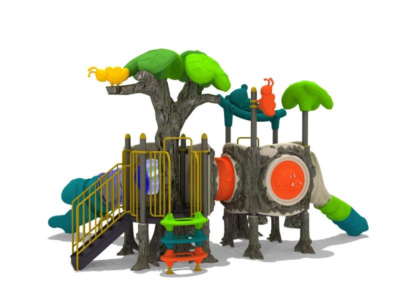 Plac zabaw Zestaw FOREST 2 Play Park