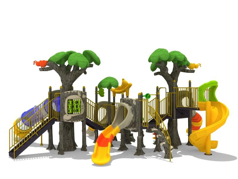 Plac zabaw Zestaw Las 5 PLAY-PARK