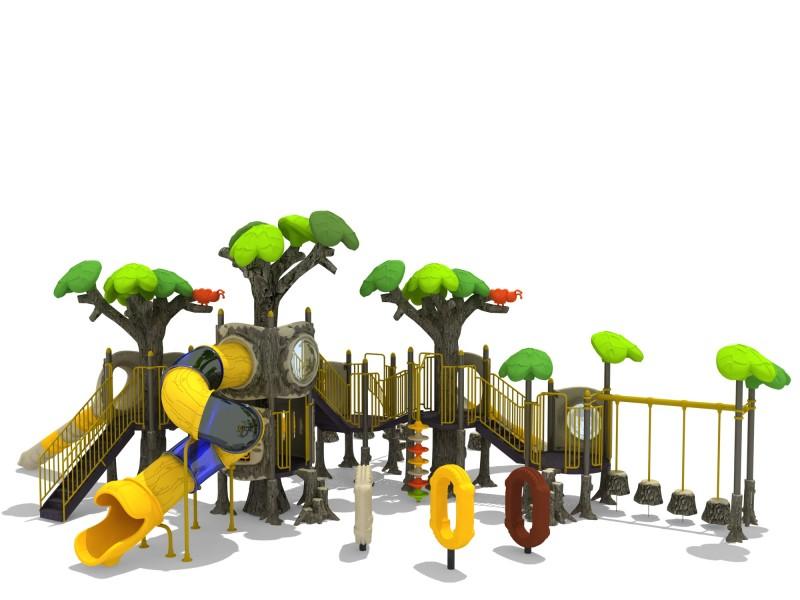 Plac zabaw Zestaw FOREST 7 Play Park