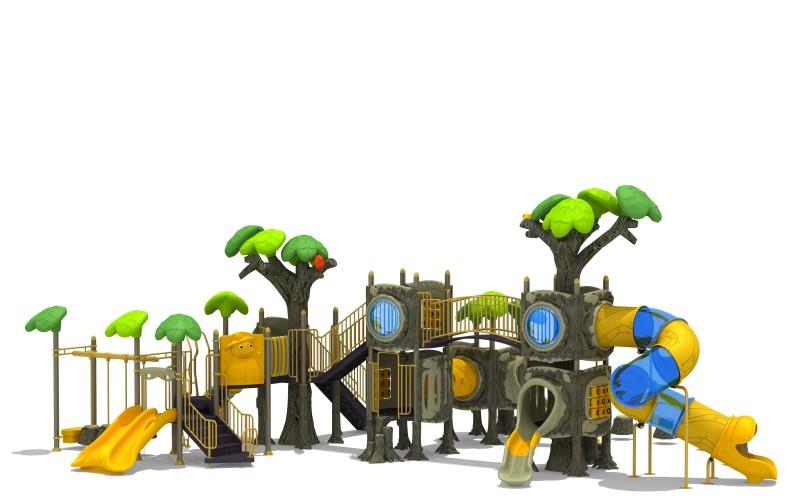 Plac zabaw Zestaw FOREST 8 Play Park