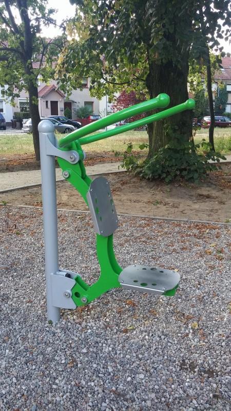 Plac zabaw Przyciąganie pionowe Play Park