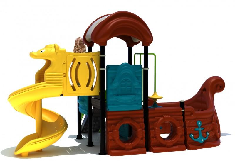 Plac zabaw Zestaw Statek Piracki 1 Play Park