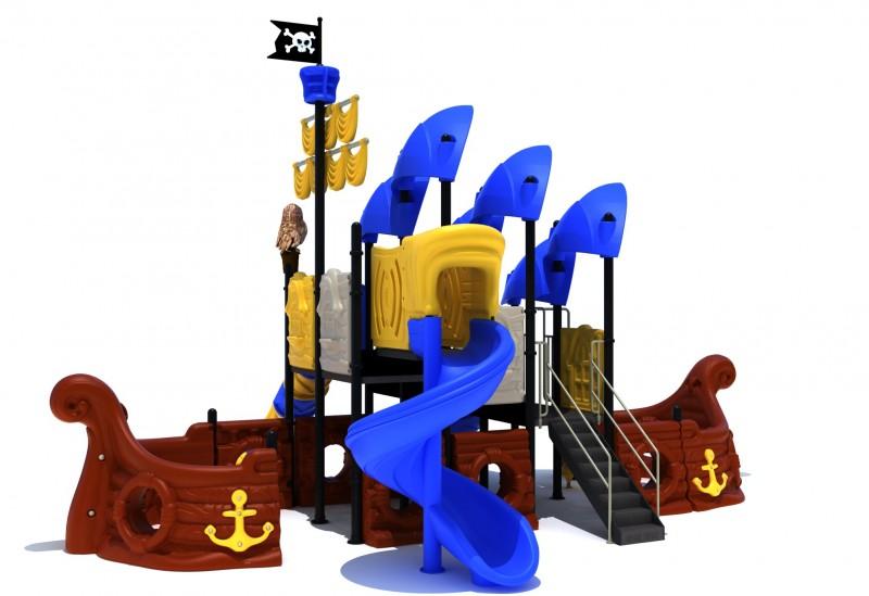 Plac zabaw Zestaw Ship 2 Play Park