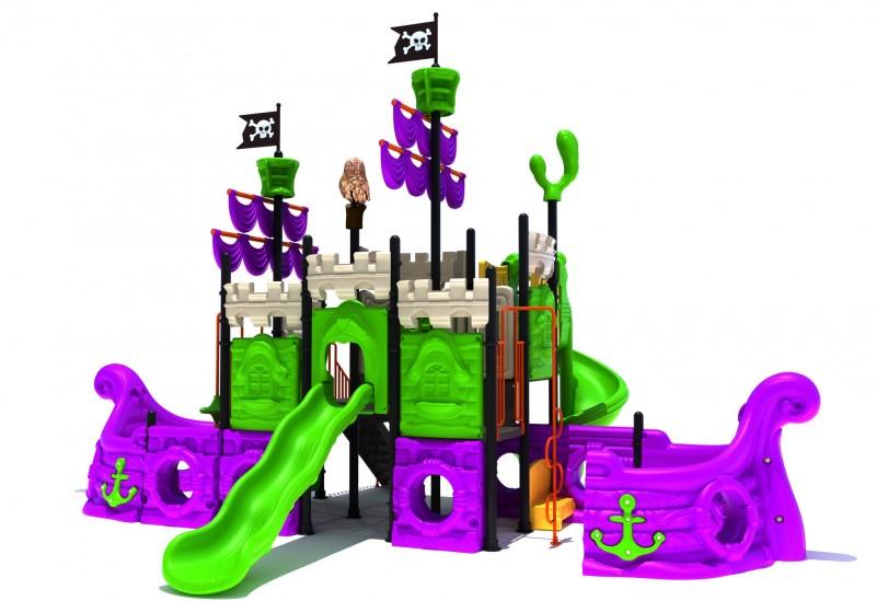 Plac zabaw Zestaw Ship 3 Play Park