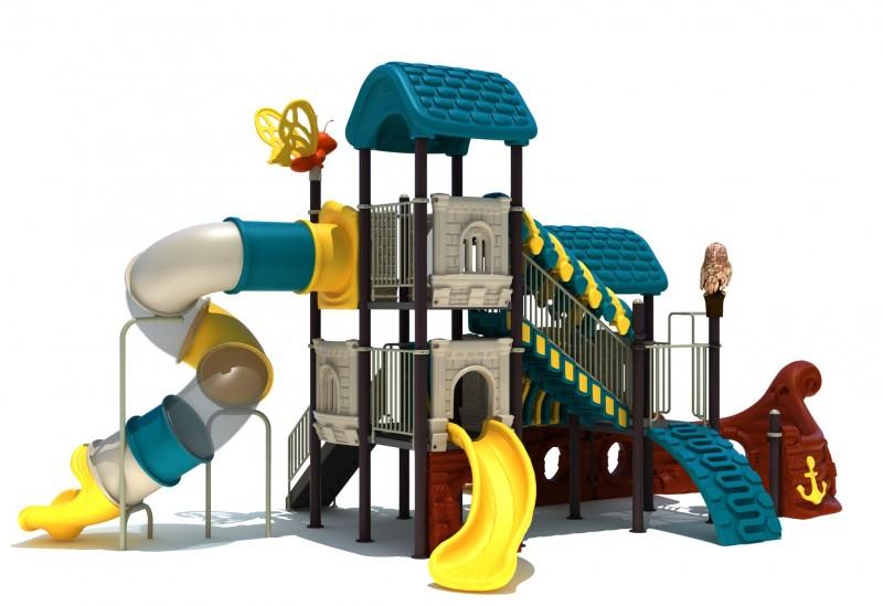 Plac zabaw Zestaw Statek Piracki 5 Play Park