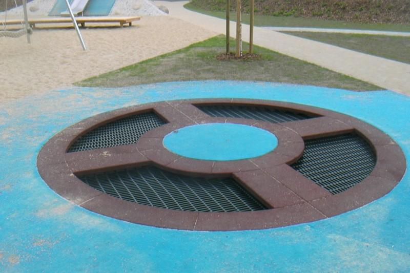 Plac zabaw Trampolina Circle 90 Play Park