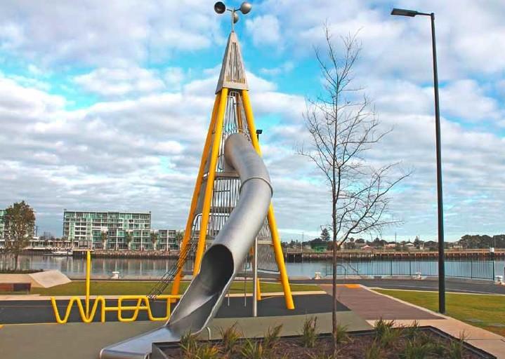 Plac zabaw Zestaw Wieża 2 Play Park