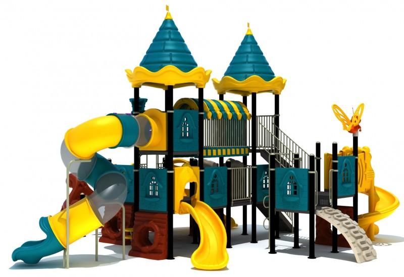 Plac zabaw Wyposażenie placu zabaw Zestaw Ship 6 Play Park