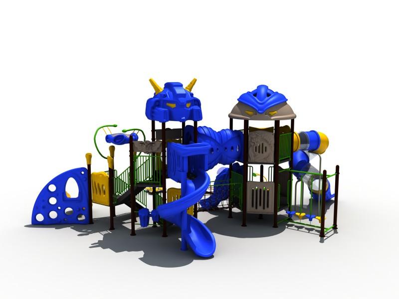 Plac zabaw Zestaw Robot 2 PLAY-PARK