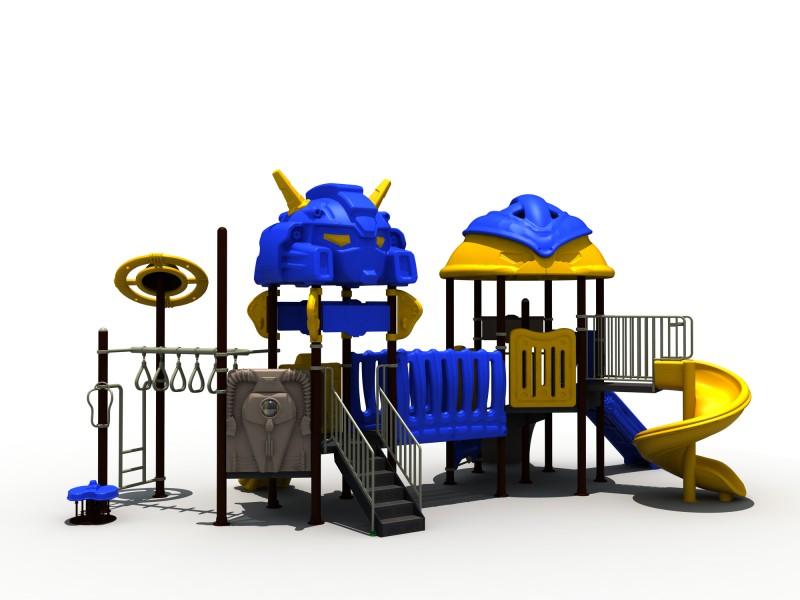 Plac zabaw Zestaw Robot 4 PLAY-PARK